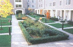 Image of High Density Residential Bioretention
